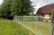 Забор из сетки Рабицы, фото 10