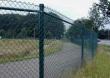 Забор из сетки Рабицы, фото 8