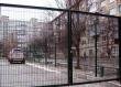 Распашные ворота из сетки, фото 2