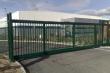 Ворота из сетки, фото 2