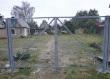 Распашные ворота из сетки, фото 5